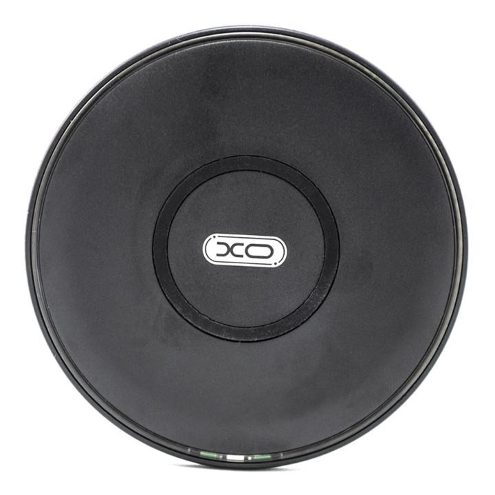 Беспроводное зарядное устройство XO WX010 для смартфонов со стандартом Qi Black